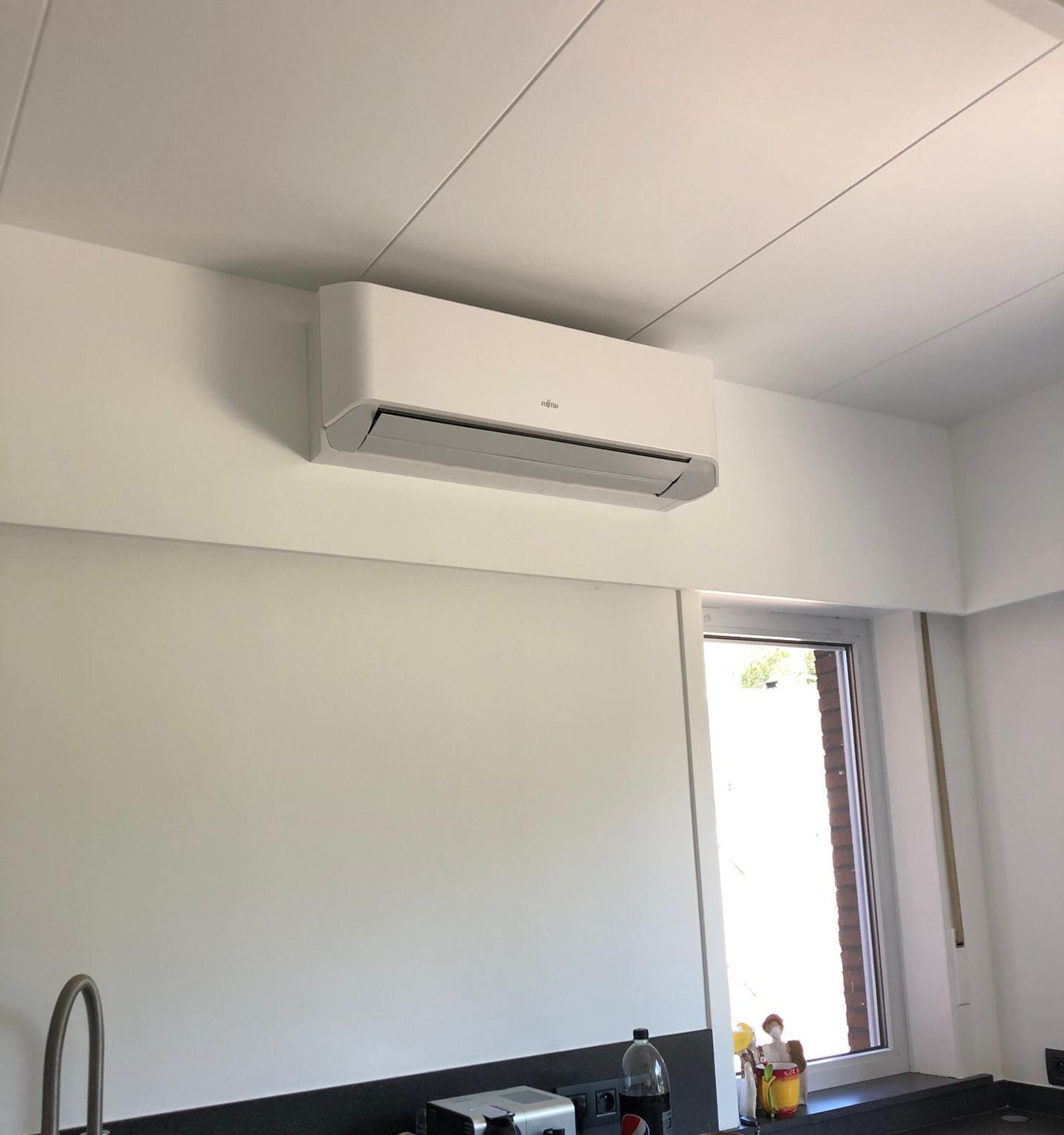 Airco warmtepomp